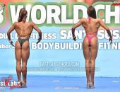 2020 World, Sunday - Women's Fitness Overall