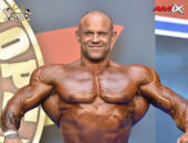 2020 ACE - Master Bodybuilding 45-49y 80kg plus