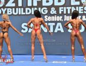 2021 European - Master Bikini Overall