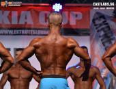 Extrifitslovakia Cup 2018, MPh nad 182cm