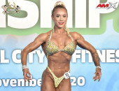 2020 World, Saturday - Bodyfitness 158cm