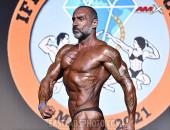 2021 Malta Diamond - Master Classic Bodybuilding