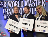 2018 World Master Championships - OFFICIALS