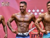2019 Madrid - Men's Physique 175cm