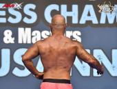 2021 European - Men's Physique 170cm