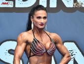 2021 European - Master Bodyfitness 40-44y
