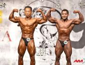 2015 Asian Championships - Bodybuilding 60kg FINAL