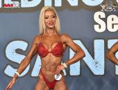 2021 European - Bikini 166cm