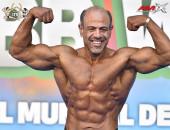 2020 World, Friday - Master Bodybuilding 45-49y 80kg