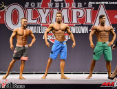 2015 Olympia Am Moscow - Mens Ph OVERALL