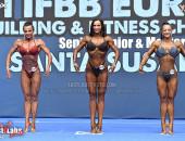 2021 European - Master Bodyfitness Overall