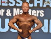 2021 European - Bodybuilding 75kg