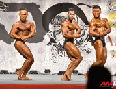 2015 Asian Championships - Bodybuilding 70kg FINAL