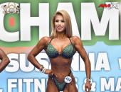 2020 World, Sunday - Bikini-Fitness 160cm