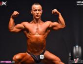2018 Slovensko Bodybuilding 80kg