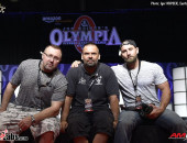 TOP from 2017 Olympia Weekend