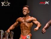 2018 Diamond Luxembourg, Bodybuilding 75kg