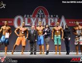 2015 Olympia Am Moscow - Mens Ph Awards