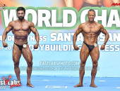 2020 World, Friday - Master Classic Bodybuilding Overall