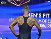 2020 World FitModel Championships - men´s