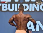 2021 European - Men's Physique 179cm