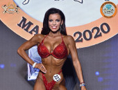 2020 Malta Diamond - Bikini Overall