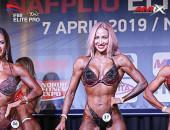2019 Santonja Cup - ELITE PRO - Bikini