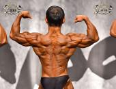 2015 Asian Championships - Bodybuilding 65kg
