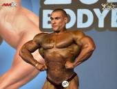 2021 European - Bodybuilding 100kg plus