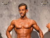 2015 Asian Championships - M Physique 172cm