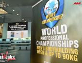 2018 World BB Champ. - Thursday, Registration