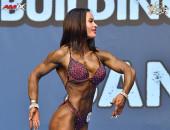 2021 European - Women's Physique