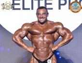 2020 Elite PRO Malta Bodybuilding