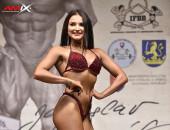 2019 AMIX - junior bikini začiatočník