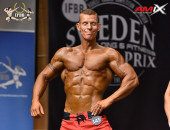 Sweden Grand Prix 2019 - Muscular MPh Open