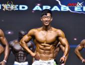 2019 World BB - Men's Physique 182cm plus