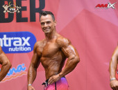 2019 Madrid - Master Men's Physique