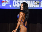 2018 Diamond Ostrava, Bodyfitness 163cm plus