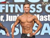 2021 European - Junior Men's Physique