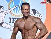 2021 Malta Diamond - Muscular Men's Physique