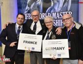 2018 World Master Championships - OFFICIALS