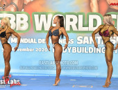 2020 World, Saturday - Bodyfitness Overall