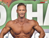2020 World, Saturday - Men's Physique 179cm