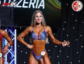 2018 IFBB Malta - Karin KOLESÁROVÁ