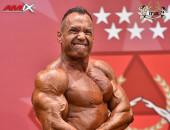 2018 Diamond Madrid, Day 2 - Master BB 50y plus