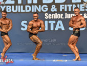 2021 European - Classic Physique Overall