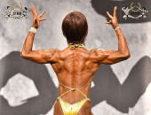 2015 Asian Championships - W Physique FINAL