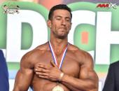 2020 World, Friday - Master Bodybuilding 40-44y 90kg