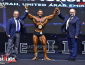 2019 World BB - Classic Physique Overall