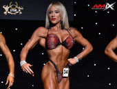 2019 Malta Diamond Cup - Bodyfitness 163cm plus